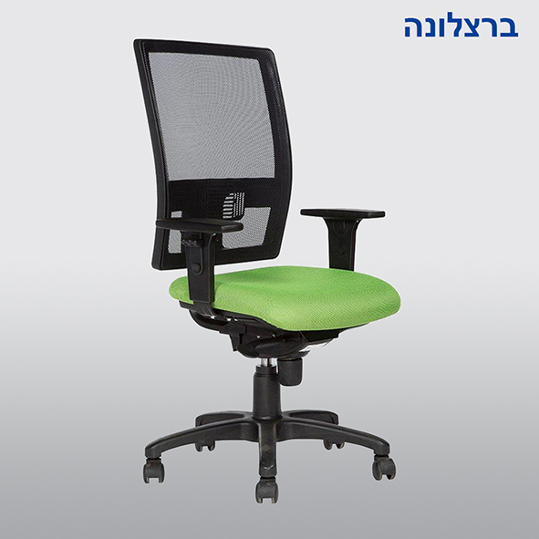 כיסא מזכירה לתמיכת גב תחתון