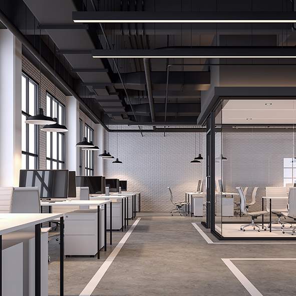 אופן ספייס -ריהוט למשרד re-design