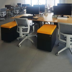 Re-design שולחן משרדי אוטומה רי דיזיין