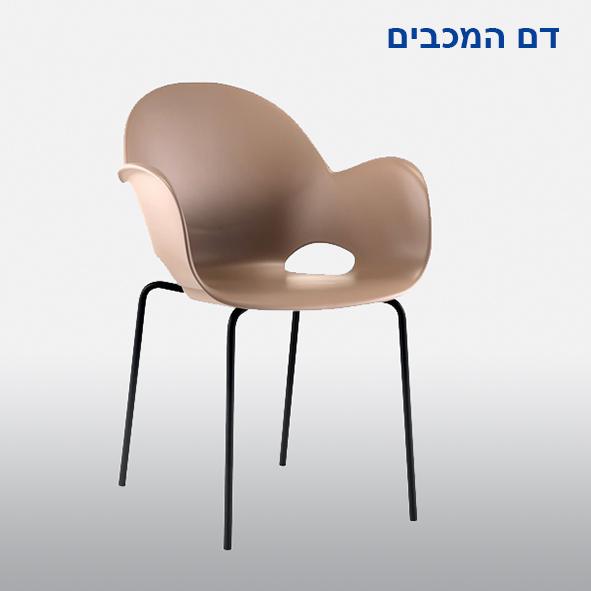 re-design כיסא אורח דגם דם המכבים